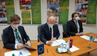 The Company JAVYS and IAEA agency signed the Agreement on Collaborating Centre