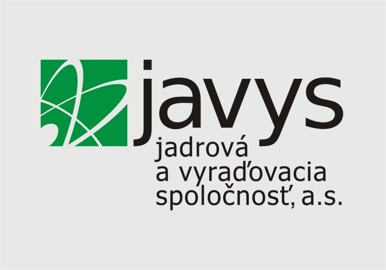 The Company JAVYS, a. s., has got the new Chairman of the Board of Directors with effect from 22nd June, 2020.